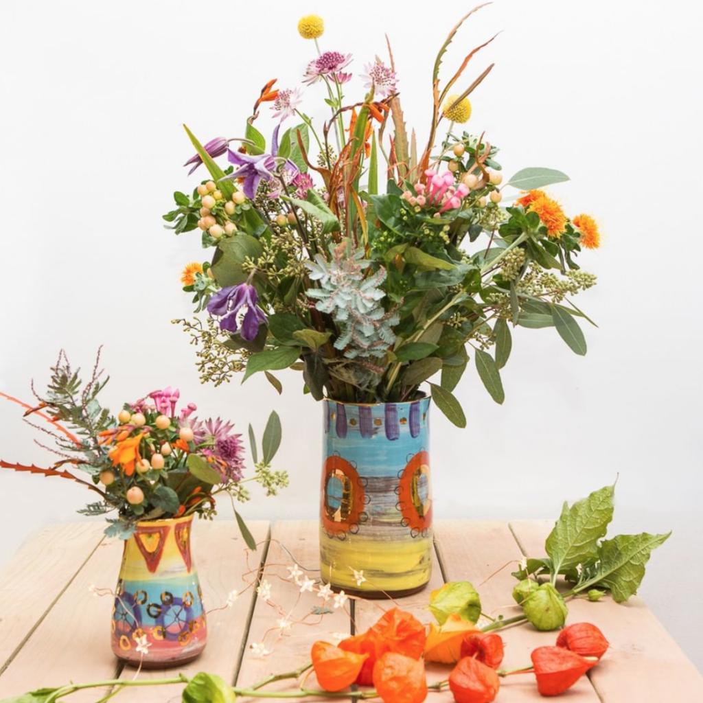 Colombia vases