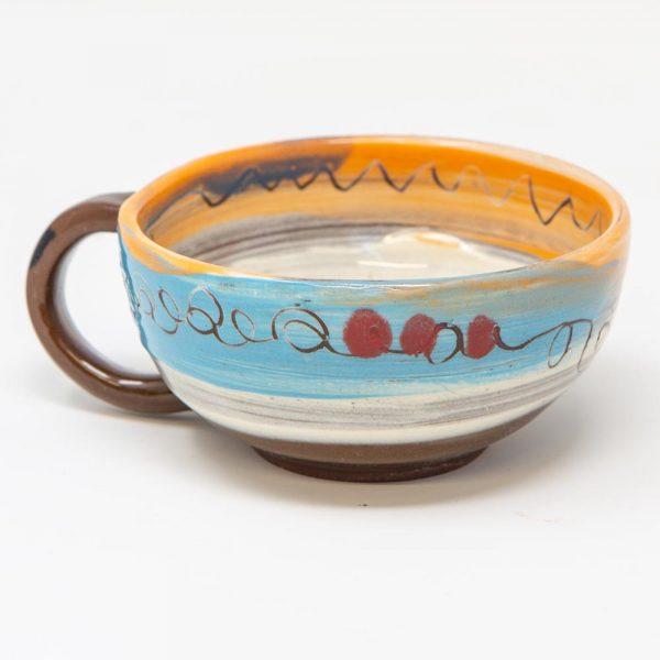 Crete, yoga, teacup, cappuccino, coffee cup,