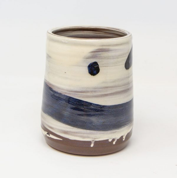 vase, yin yang, artist, drawing, one off
